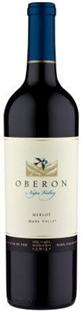 Oberon Merlot 2014 750ml